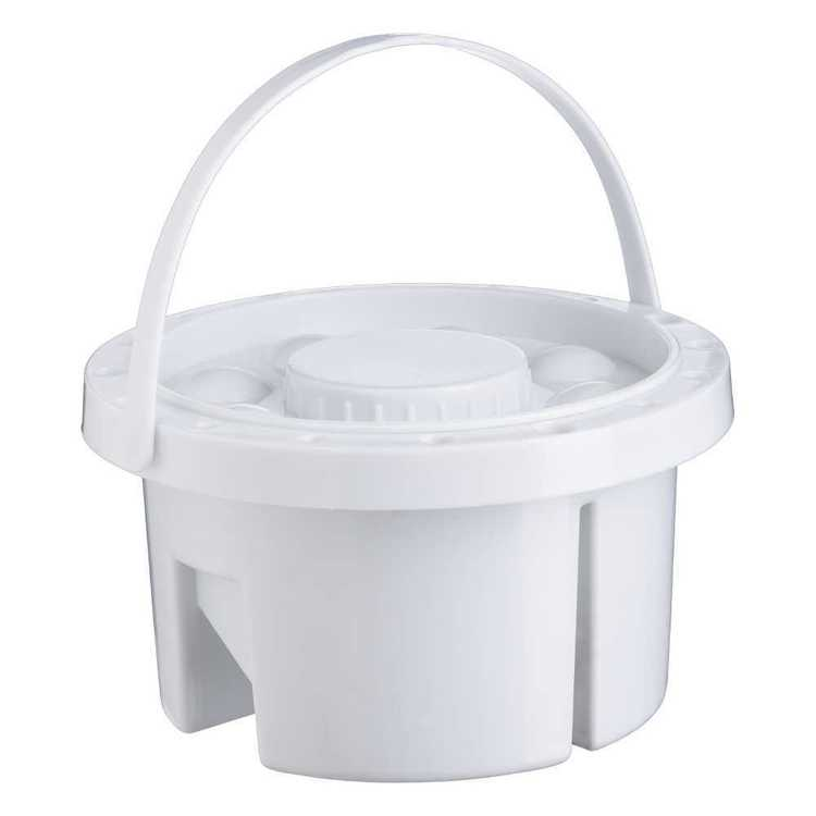 Francheville Paint Brush Washer White