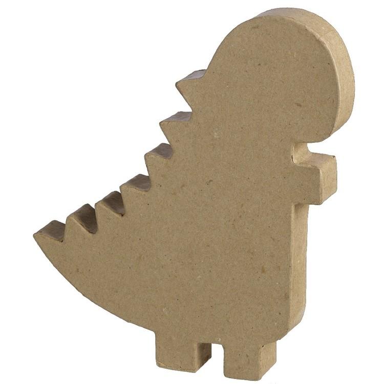 Shamrock Craft Dinosaur Paper Mache