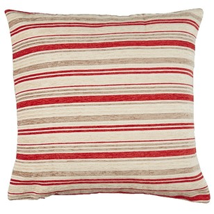 Living Space Addison Stripe Jacquard Cushion Cover