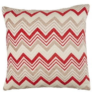 Living Space Addison Zig Zag Jacquard Cushion Cover