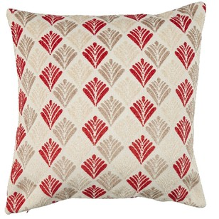 Living Space Addison Art Deco Jacquard Cushion Cover
