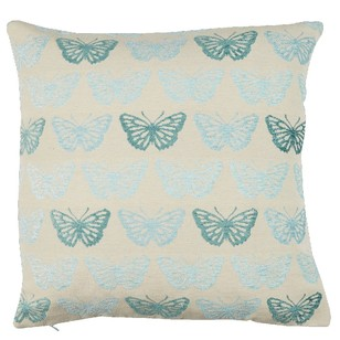 Living Space Addison Butterfly Jacquard Cushion Cover