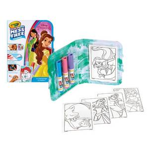 Crayola Colour Wonder On The Go Disney Princess