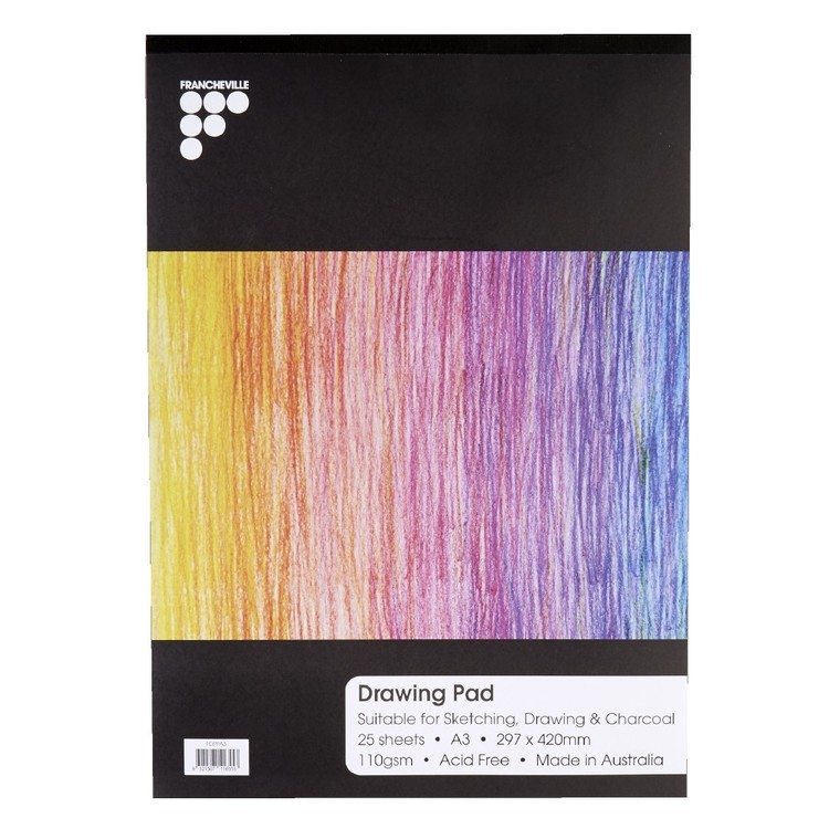 Francheville Drawing Art Pad