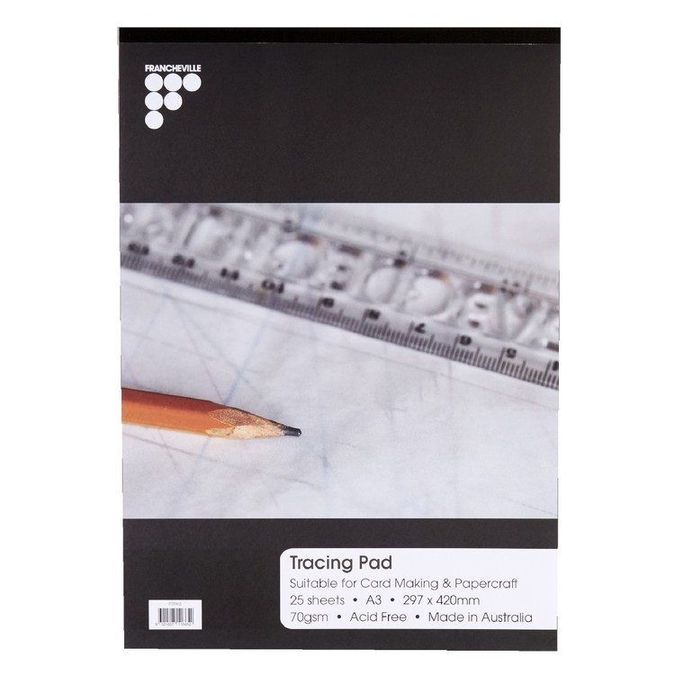 Francheville Tracing Art Pad