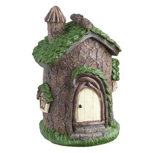 Fairy Garden Fairy Tree House Figurine