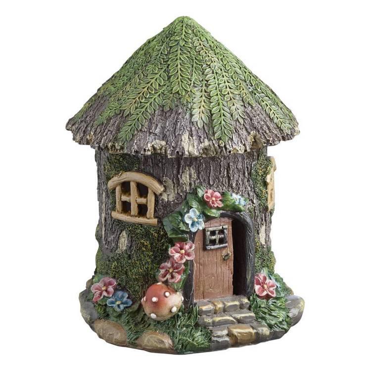 Fairy Garden Fairy Hut Figurine