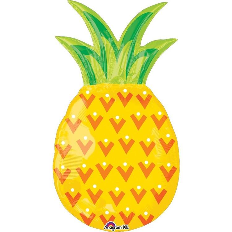 Anagram Pineapple Foil Balloon