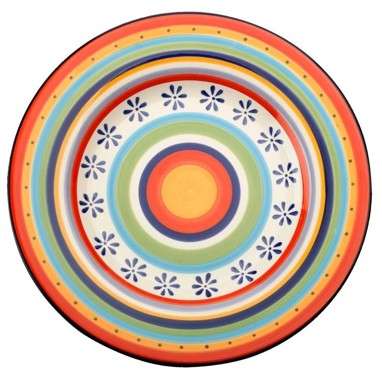 Casa Domani Ipanema Dinner Plate