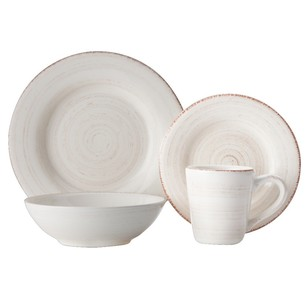 Casa Domani Portofino Quartz Dinner Set