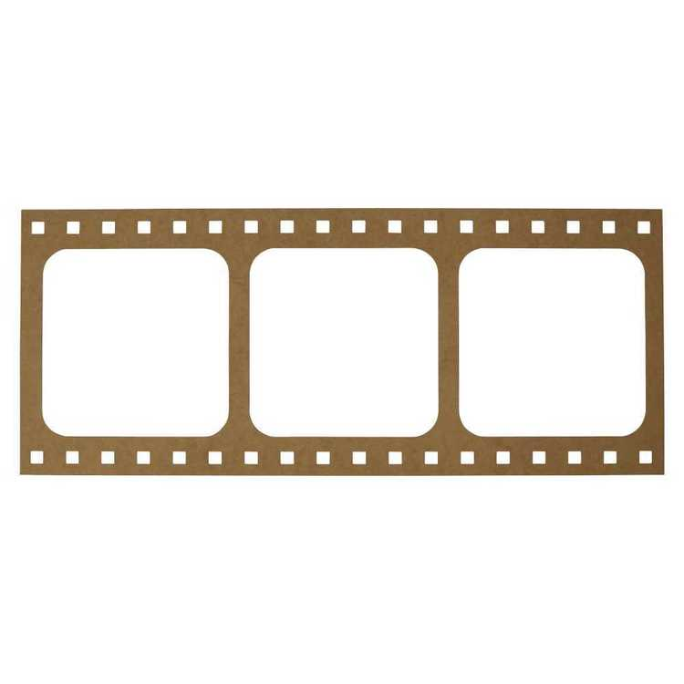 Kaisercraft Kaiserdecor Film Strip Frame Natural 58.3 cm