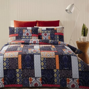 Mix N Match Myriad Quilted Quilt Cover Set