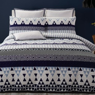 Mix N Match Anna Quilted Quilt Cover Set