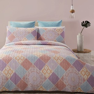 Mix N Match Tamsin Quilted Quilt Cover Set