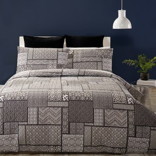 Mix N Match Jaati Quilted Quilt Cover Set