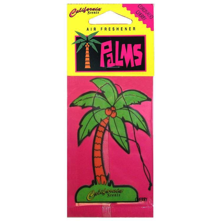 California Scents Palm Tree Freshener