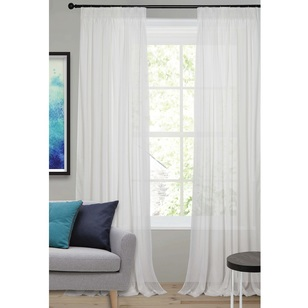 Caprice Montego Pencil Pleat Curtain