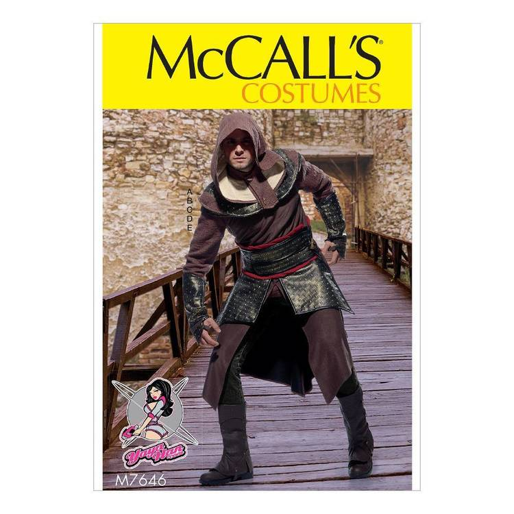 McCall's Pattern M7646 Tunic