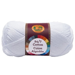Lionbrand 24/7 Cotton Yarn
