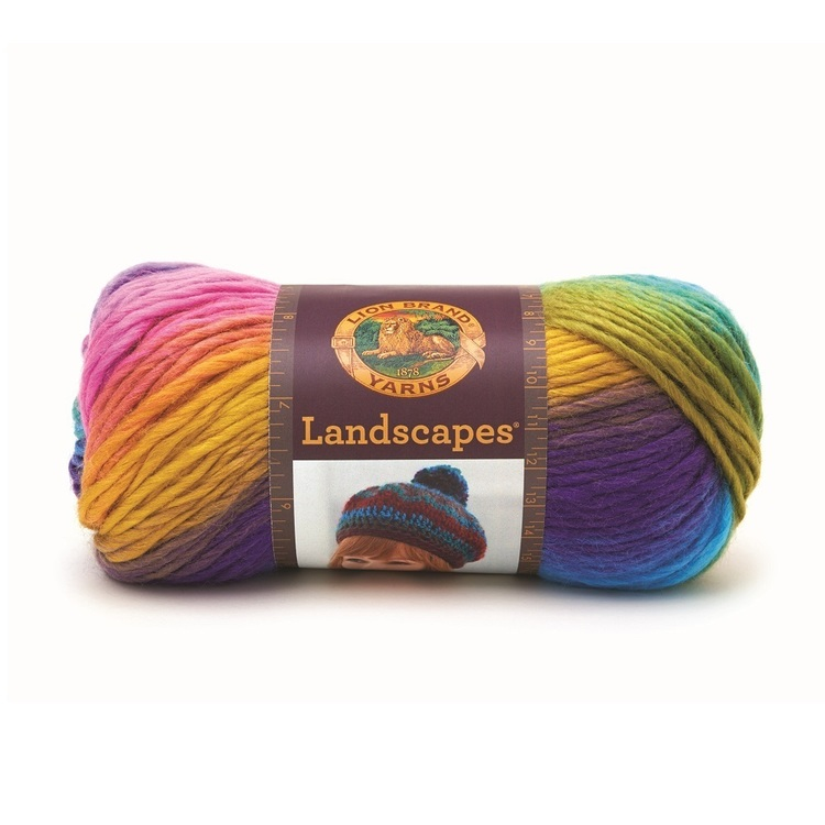 Lion Brand Landscapes Yarn