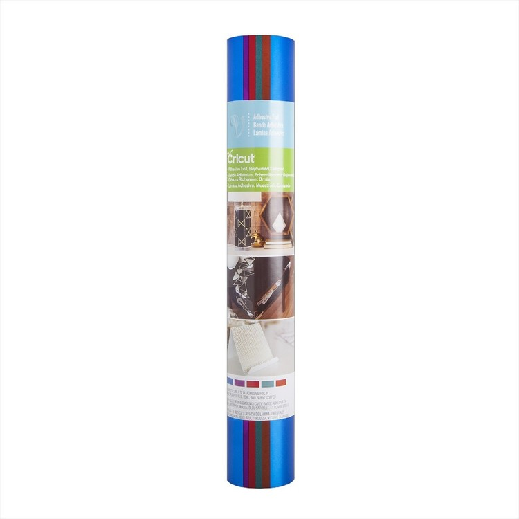 Cricut Adhesive Foil Sampler