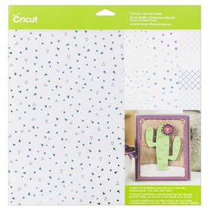Cricut Foil Acetate Bejeweled Sampler