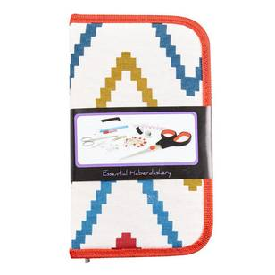 Semco Back To School Horse Print Sewing Kit