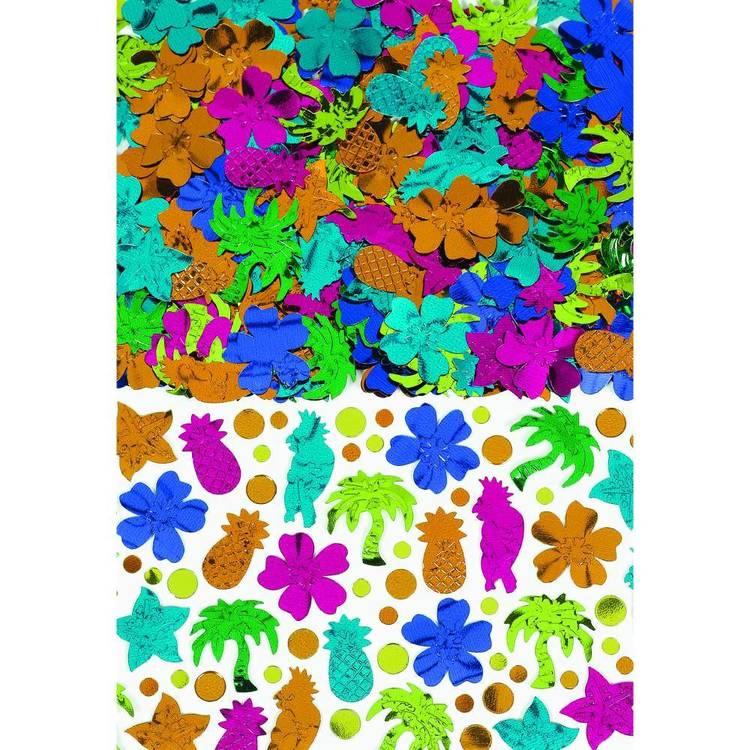 Amscan Tiki Mega Value Pack Confetti