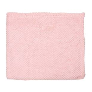 Kids House Pink Throw