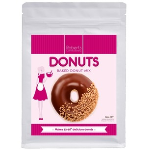 Roberts Edible Craft Baked Donut Mix