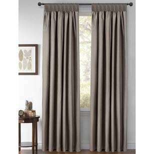 Caprice Starlight Pencil Pleat Curtain