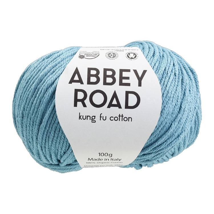 Abbey Road 100 g Kung Fu Cotton Yarn