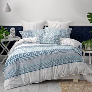 Mod By Linen House Mai Quilt Cover Set