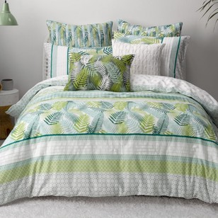 Mod By Linen House Rokera Quilt Cover Set