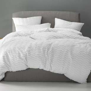 Mod By Linen House Tathra Quilt Cover Set