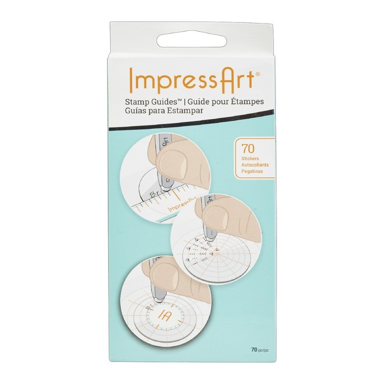Impressart Stamp Sticker Book