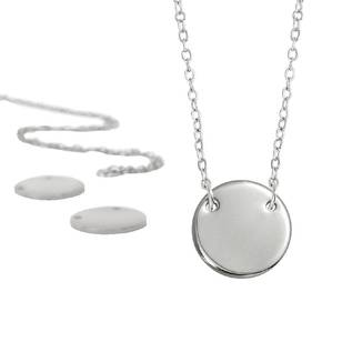 ImpressArt Personal Impressions Circle Necklace Kit