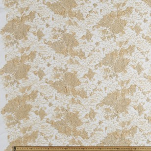 CCL Lace Met Embroidered Allover Fabric