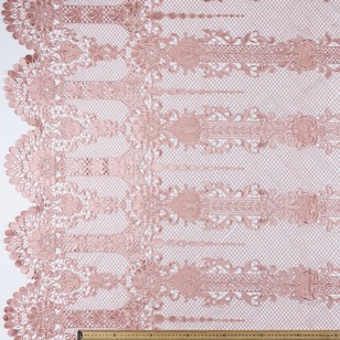 CCL Guipure Border Fabric