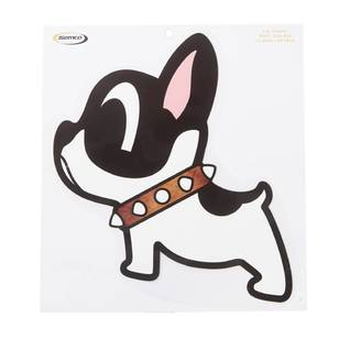 Semco Cute Dog Iron Transfer Motif