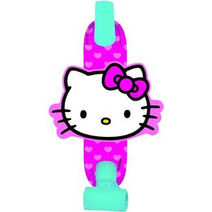 Hello Kitty Blowouts 8 Pack