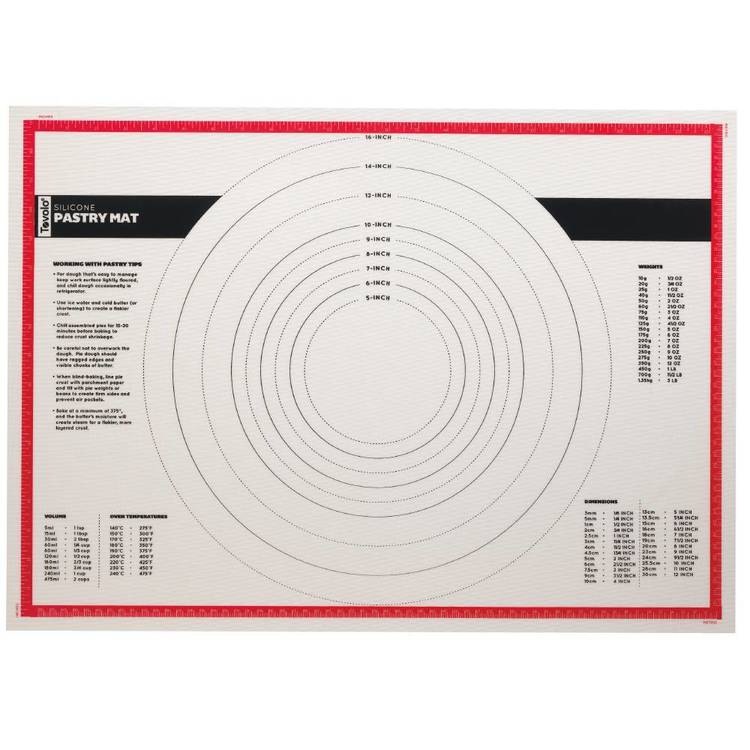 D.Line Tovolo Silicone Pastry Mat