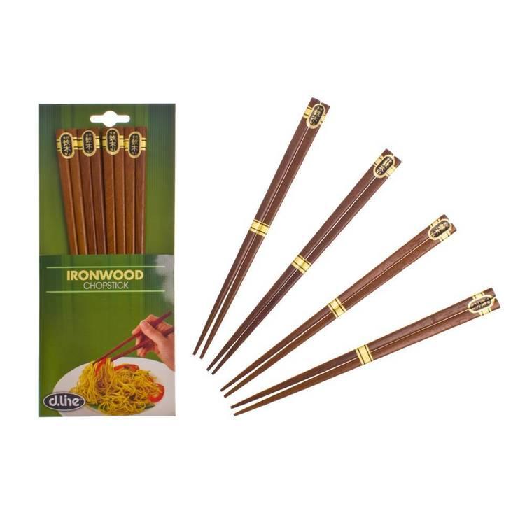 Appetito Ironwood Chopsticks