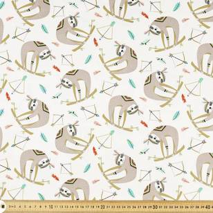 Bunny Montreaux Drill Fabric