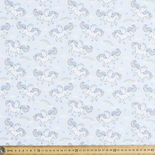 Pegasus Printed Flannel Fabric