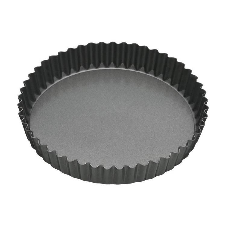 Mastercraft Round Flan & Quiche Pan
