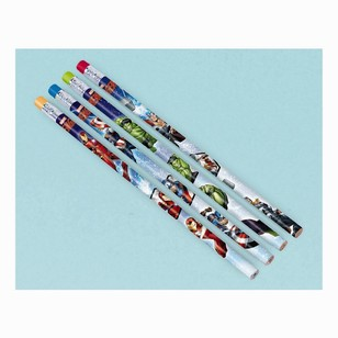 Epic Avengers Pencil Favors 12 Pack