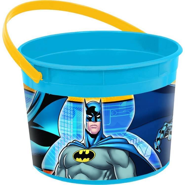 Batman Favour Container