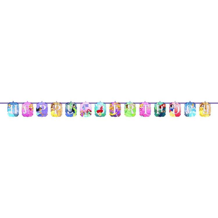 Disney Princess Dream Big Princess Jumbo Add An Age Banner
