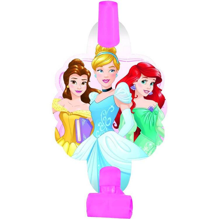 Disney Princess Dream Big Princess Blowouts 8 Pack